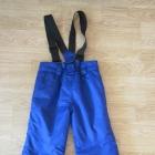 Kurtka i spodnie narciarskie dla dziewczynki 86 92