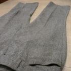 eleganckie spodnie piękny ciekawy materiał