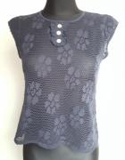 Ażurowa bluzeczka Top Shop 38...