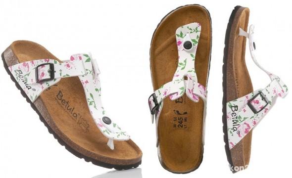 Japonki wygodne obuwie typu japonki