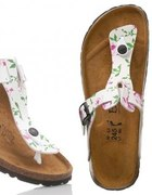 wygodne obuwie typu japonki