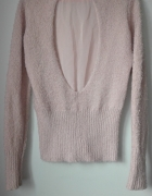 Sweter pudrowy róż Ladies wear...