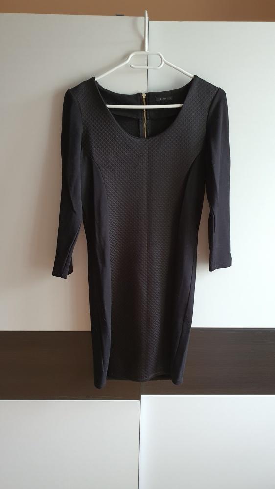 Sukienka z zamkiem Mohito S