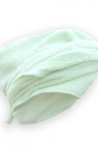 Kąpielowy turban miętowy...