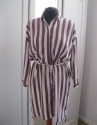sukienka TOPSHOP 36 paski koszulowa...