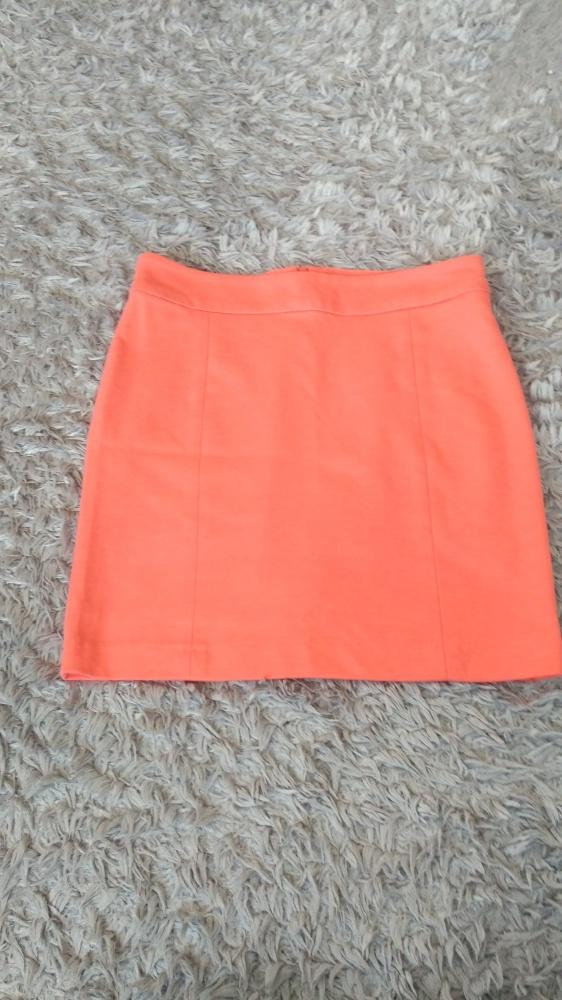 Spódnice Morelowa spódnica House ołówkowa