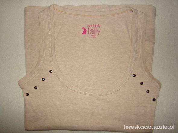 Bluzka na ramiączkach Tally Weijl