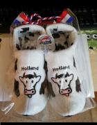 Holland nowe kapciochy