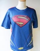 Bluzka Superman L 40 Niebieska Marvel Bluzeczka...