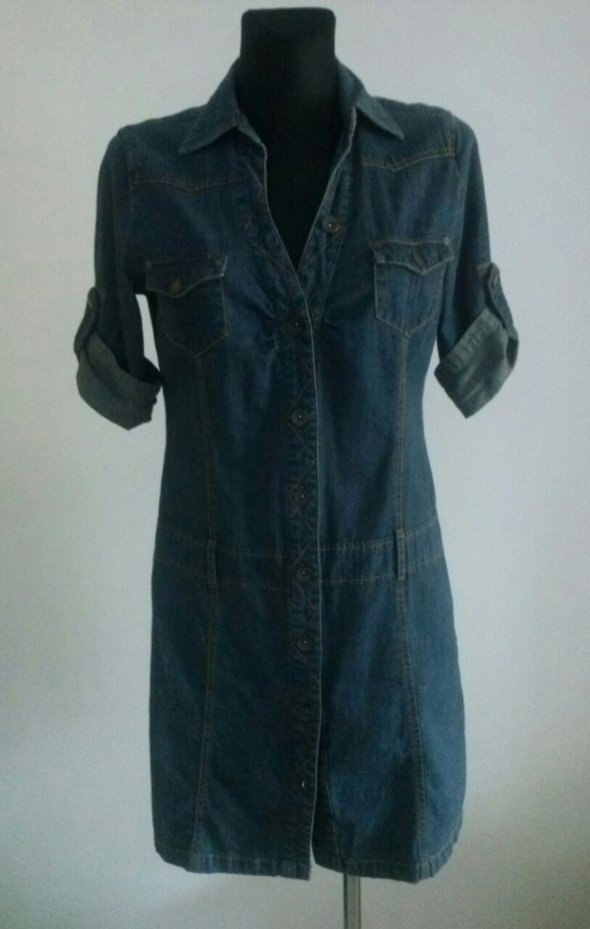 Sukienka jeans S M