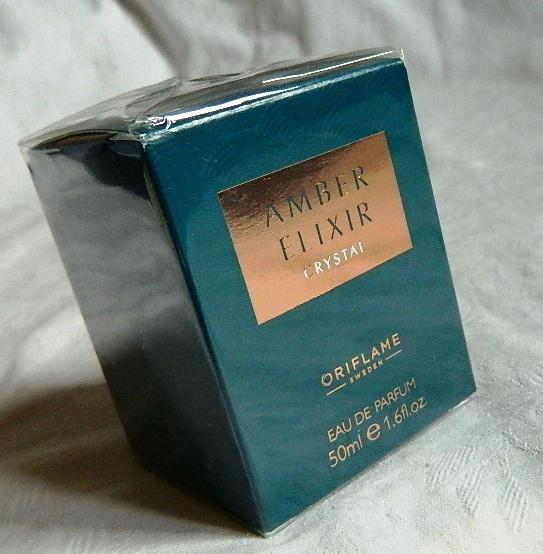 Oriflame Amber Elixir Crystal EDP 50 ml