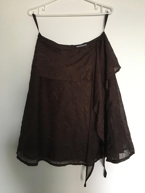 Spódnice Spódnica Rozkloszowana Quiosque S 36