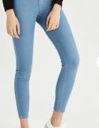 Nowe Jeansy elastyczne Sinsay 38 M...