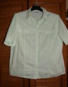Nowa bawełniana koszula dla puszystej 46 48...