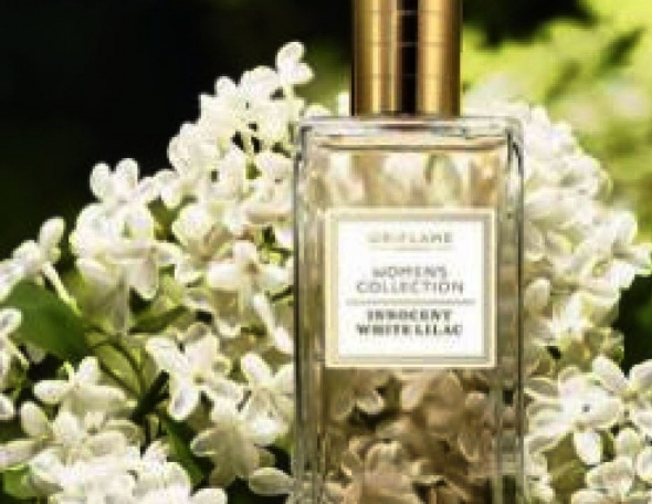 Womens Collection Innocent White Lilac Oriflame 50ml...