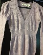 Fioletowa bluzeczka DKNY JEANS S...