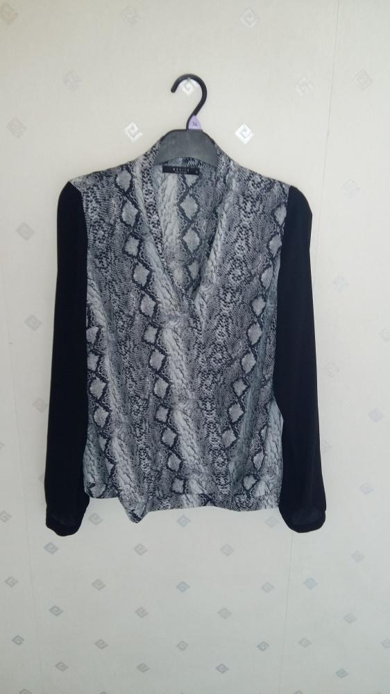 Kopertowa bluzka MOHITO
