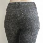 Nowe spodnie jeansy damskie 2 pary w 1 George 36 S
