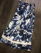 Hollister śliczna tunika sukienka koronka haft...
