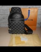 Plecak Worek Torebka torba Louis Vuitton skóra Francja LV 0926