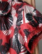 Piękna satynowa bluzka w stylu chińskim polecam