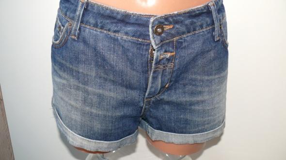Spodenki Spodenki jeansowe Moto 4042