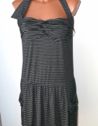 Topshop Nowa sukienka na gumki 44
