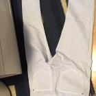Nowe Białe spodnie ZARA 36 bez kosztów wysyłki