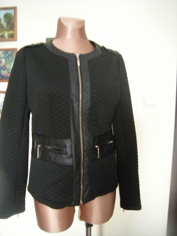 Francuska pikowana kurtka Lulu Love L XL...