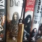 Wisiorek amunicja dekoracyjna black metal death metal nabój