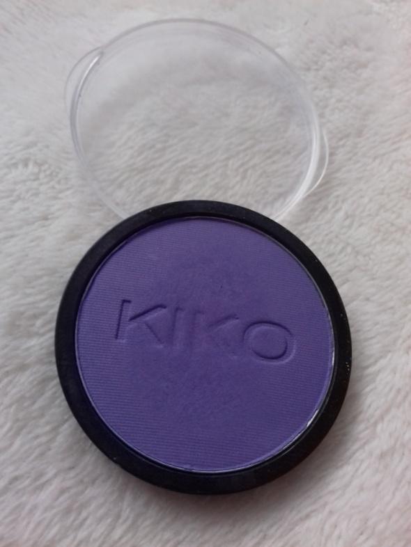 cień do powiek kiko infinity fiolet