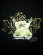 Muppets bluzeczka dekolt czarna XS S M...