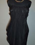 Sukienka gorsetowa czarna...