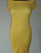 Sukienka na ramiona