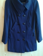 Granatowy płaszczyk Promod 36 S...