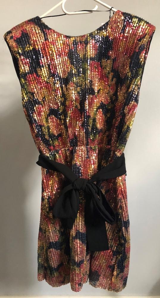 Nowa krotka sukienka marki Zara 38