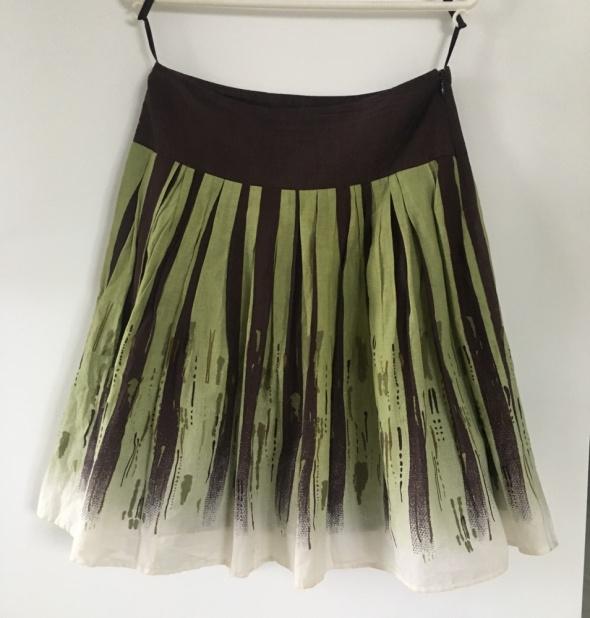 Spódnice Spódnica Rozkloszowana Reserved 36 S