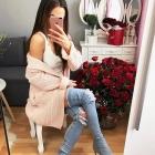 sexy kozaki wysokie jeans dzinsowe 36 obcas 11 cm jasne