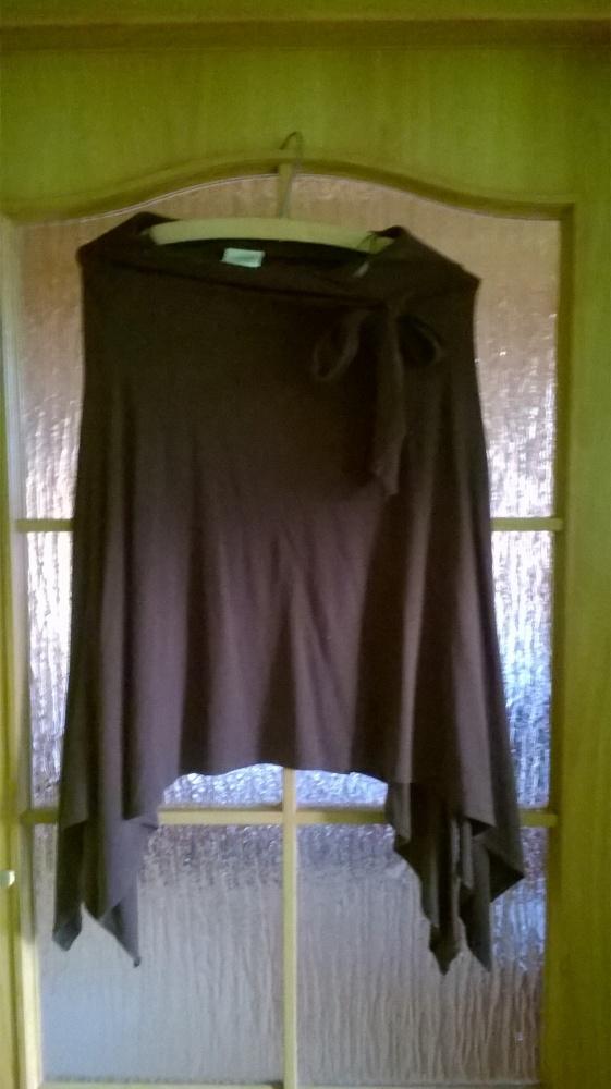 Asymetryczna spódnica Next kokarda 36 38 40