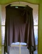 Asymetryczna spódnica Next kokarda 36 38 40...