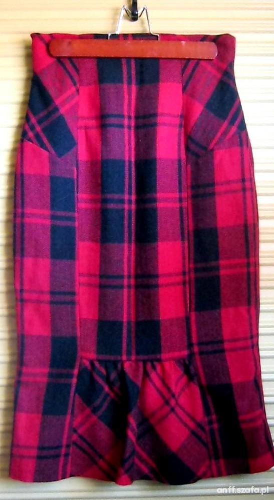 Spódnice Tulipan modna kratka