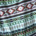 Bik bok aztecka bluzka oversize aztec nietoperz