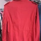 Promocja Czerwony płaszczyk wiosenny SM