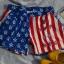 SPODENKI SAFIR CLUB FLAGA USA ROZMIAR S