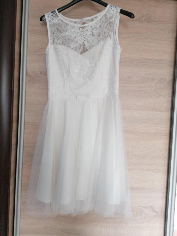 Sukienka na slub wesele itp