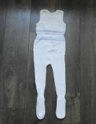 Śpiochy białe i body seledynowe 86