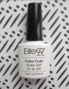 Elite99 color coat lakier hybrydowy uv 002 szary