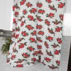 Asos sukienka bandażowa floral kwiaty dekolt wiązany sexy