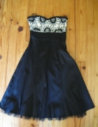 elegancka sukienka XS S