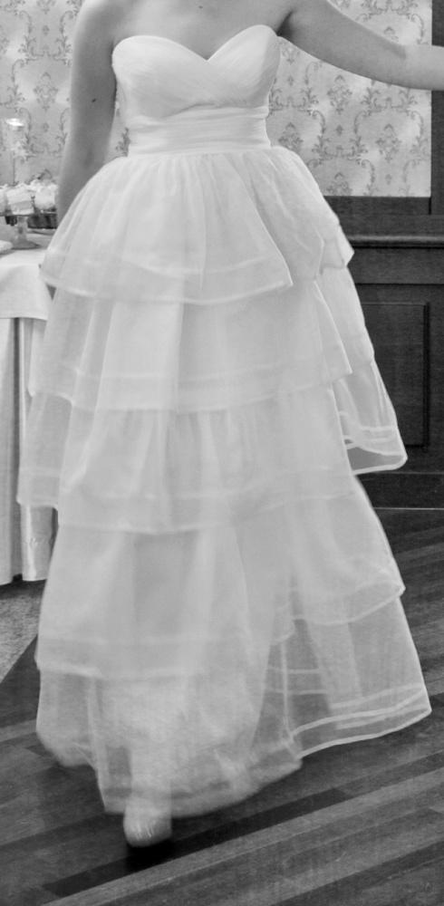 Suknia 2w1 długa i krótka Anna Kara